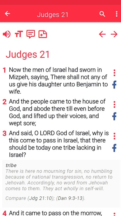 Commentary Bible – (Android Apps) — AppAgg