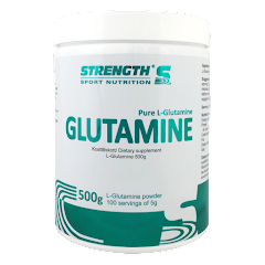 Strength L-Glutamine