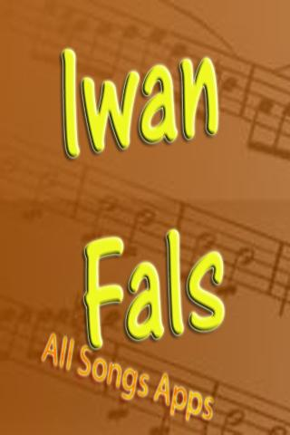 All Songs of Iwan Fals