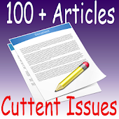 Articles on Current Issues