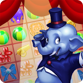 Circus Carnival - a match 3 puzzle adventure game
