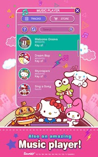 Hello Kitty Music Party- screenshot thumbnail