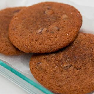 'Spilt Whiskey' Tollhouse Cookies.