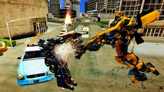 Super Mech Warrior Robot: Muscle Car Transformer Hack, Cheats