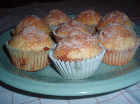 Snickerdoodle Muffins Recipe