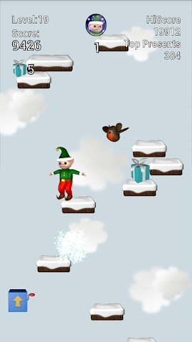 android Elf Jumper for Christmas Screenshot 6
