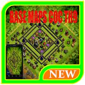 Tải Game Base Maps Coc Th9 2017