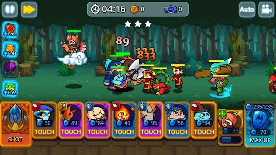 Monster Defense King MOD Apk (Unlimited Stones) 7