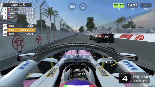 F1 Mobile Racing 2020 V2.4.2 Apk + Mod (Money) + Data Android FREE 5