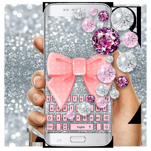 Pink Diamond Keyboard