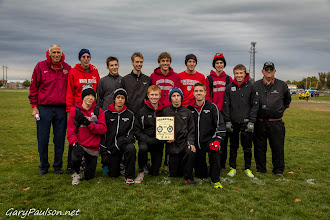 Photo: 3A Boys Champions - North Central Eastern Washington Regional Cross Country Championship  Prints: http://photos.garypaulson.net/p380526276/e4911a970