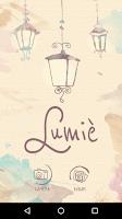 Screenshot of Lumiè Light Effects
