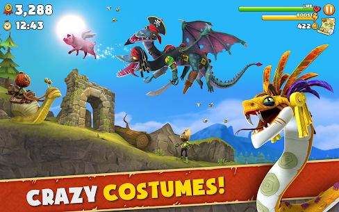 Hungry Dragon™ MOD 1.5 (Unlimited Money) Apk Latest 10