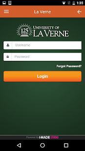 myLaVerne- screenshot thumbnail
