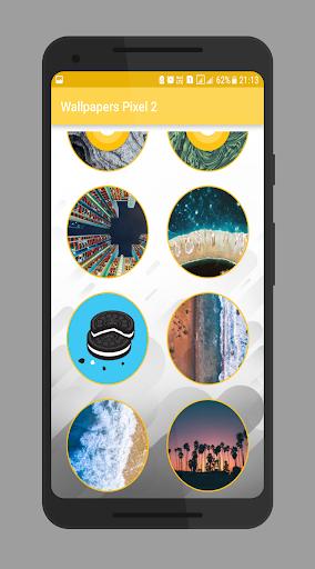 Wallpapers Pixel 2 2.2 screenshots 8