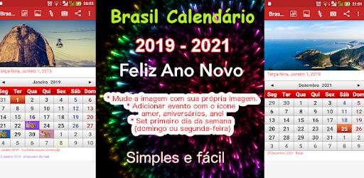 Calendario Mostre Foi 2019.Brasil Calendario 2018 2019 Apps No Google Play