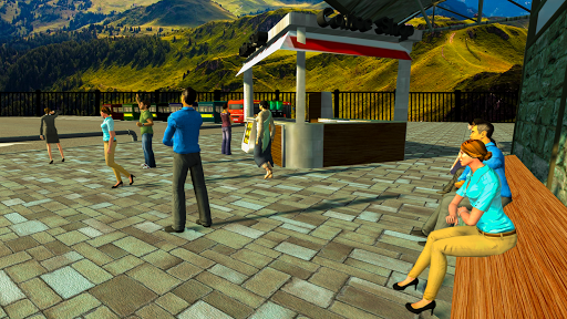 Coach Bus Simulator Driving 2 1.1.9 screenshots 1