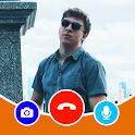 Slogoman Fake Video Call & Chat Simulator icon