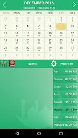 Arabic Calendar - Prayer Time Apk Download Free for PC, smart TV