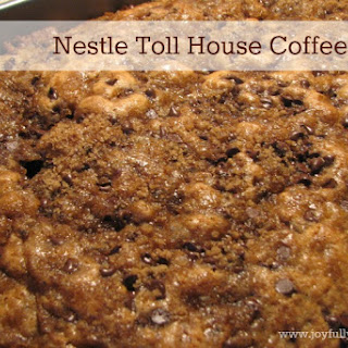 Nestle Toll House Coffee Cake.