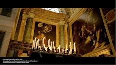 Fotograma del documental sobre Caravaggio.