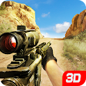 Mountain Sniper : Killer Gun FPS Shooting Game 3D icon