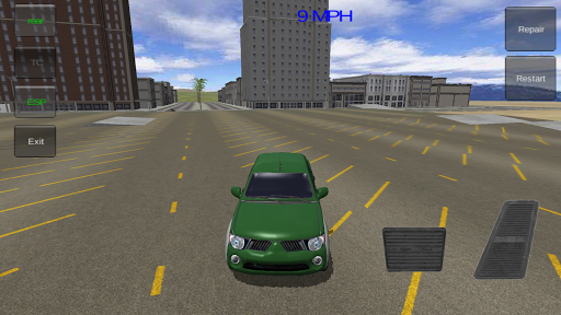 玩免費賽車遊戲APP|下載4x4のロシアSUVトラック app不用錢|硬是要APP