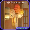 DIY бумажный фонарь Идеи icon