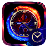Power GO Clock Theme