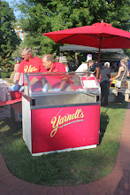 Photo: So excited that Arkansas made Yarnells Ice Cream is BACK! They were giving away free ice cream this past Saturday!