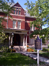 Photo: Old Northside neighborhood,  Athenaeum walk, Indianapolis IN