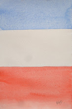Photo: Sold! - OLaLa - 6 x 4 inch watercolor. One only.