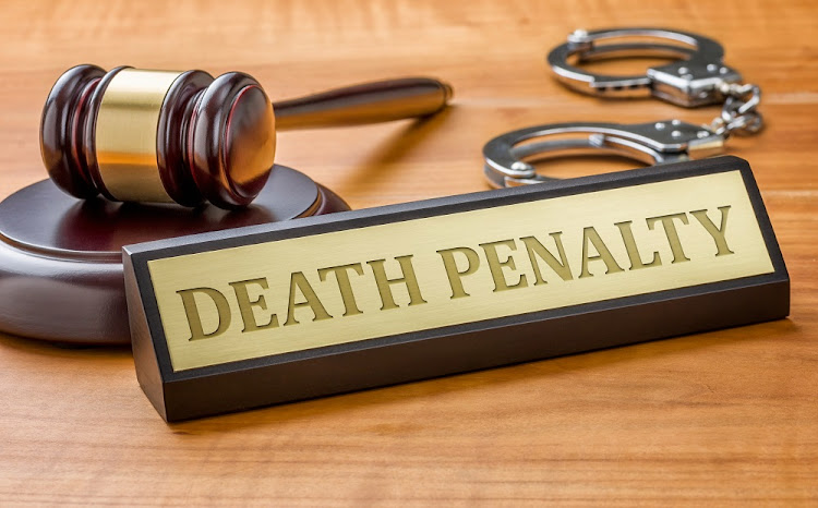 Backing death penalty is hate speech says the writer.