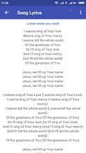 Don Moen Worship Songs screenshot thumbnail