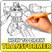How To Draw Transformer