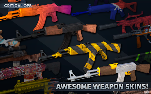 Critical Ops (Mod, Unlimited Bullets) 10