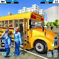School Bus Transport Driver 2019 APK