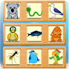 Find Same Animals Game For Toddlers and Kids APK