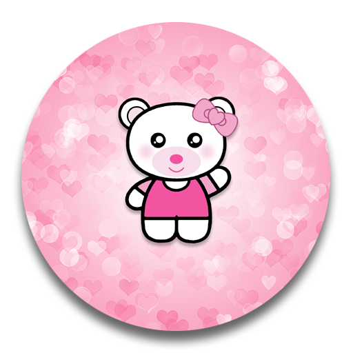 XP Theme Beauty Pink Bear file APK Free for PC, smart TV Download