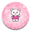 XP Theme Beauty Pink Bear APK