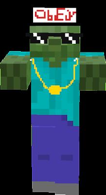 zombie nova skin