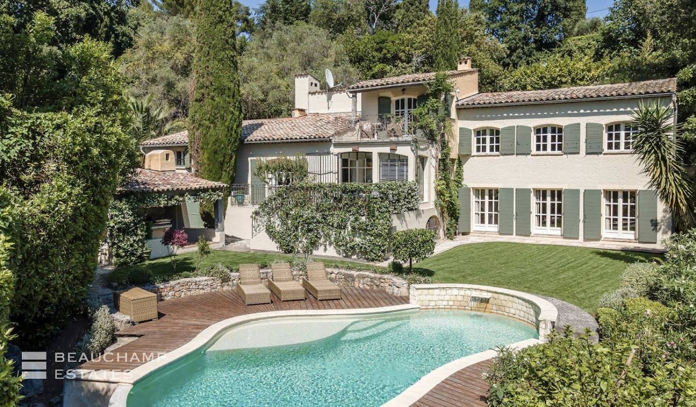 Villa with garden and terrace Mougins