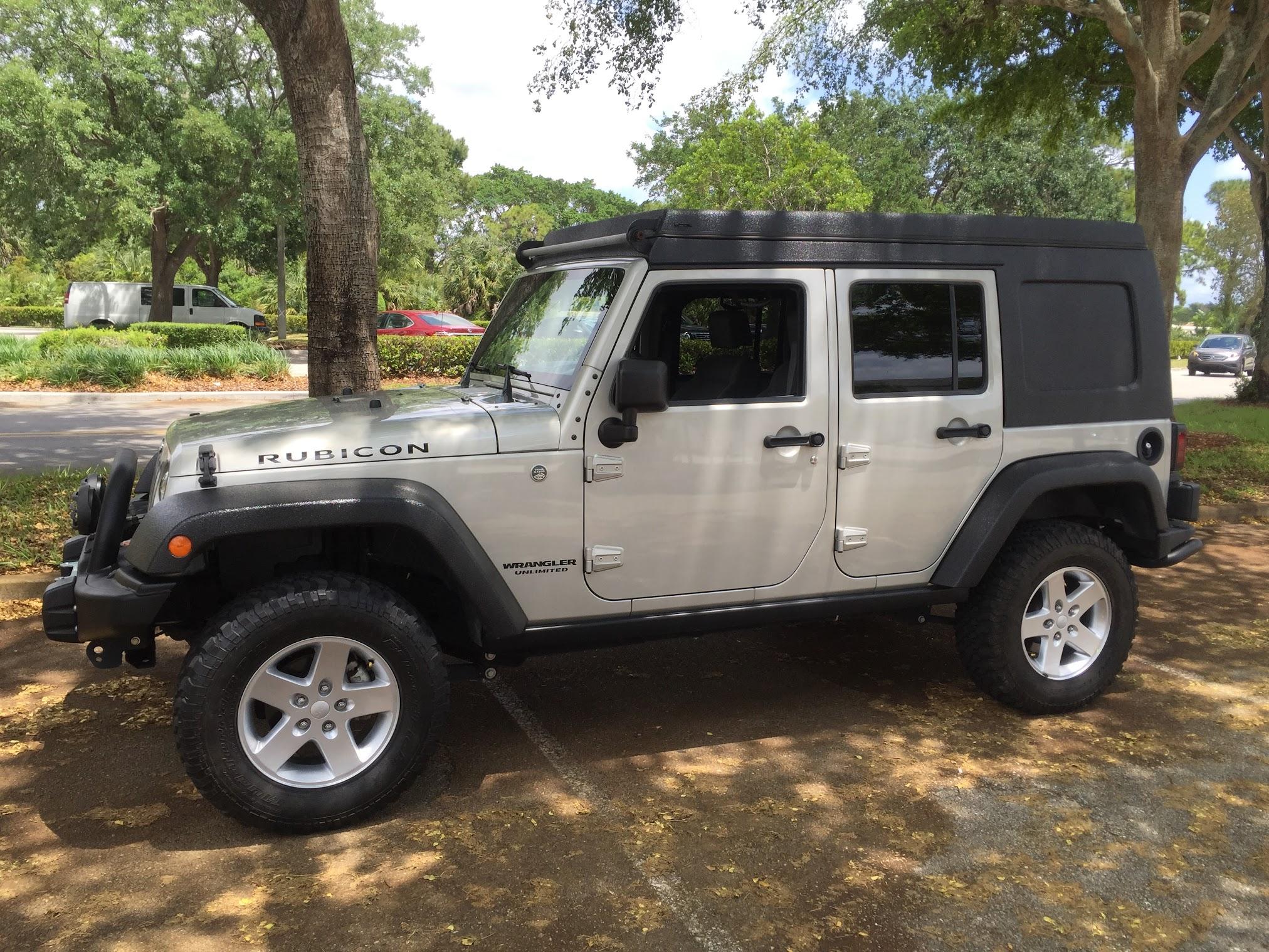 For Sale: Jeep JK Habitat AT Overland/Ursa Minor Vehicles