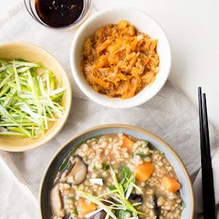 Vegetable Congee Recipes.