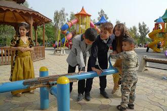 Photo: Children, Erbil 2015