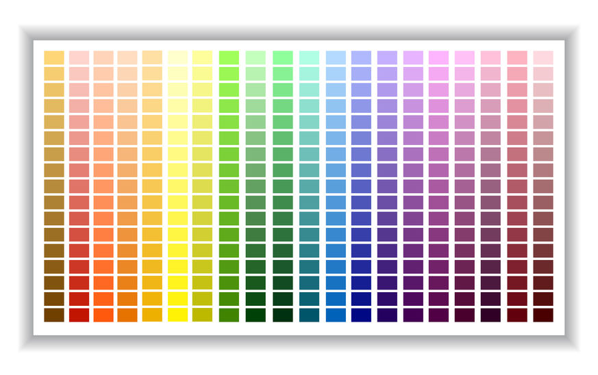 Boost sales conversions by choosing the right colors for your marketing visuals.