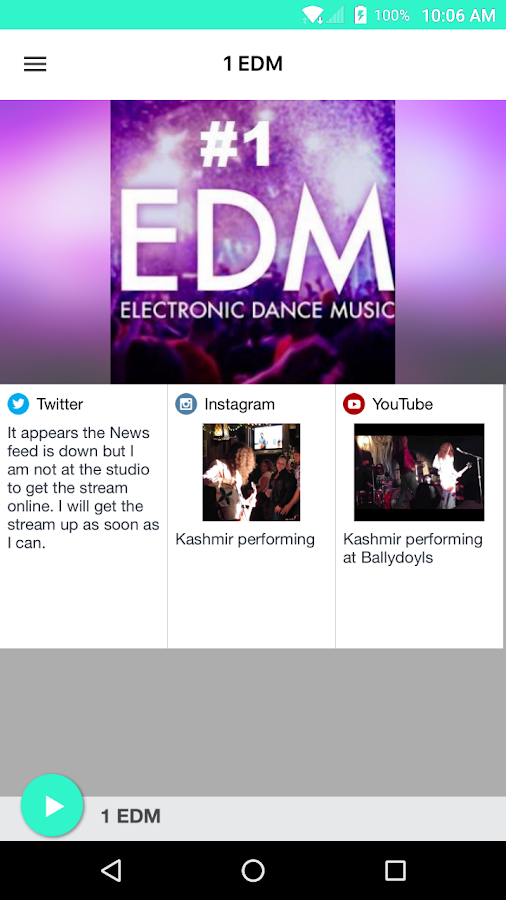 1 EDM- screenshot