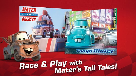 Cars Tooned-Up Tales - screenshot