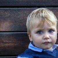 Pietro dagli occhi blu di