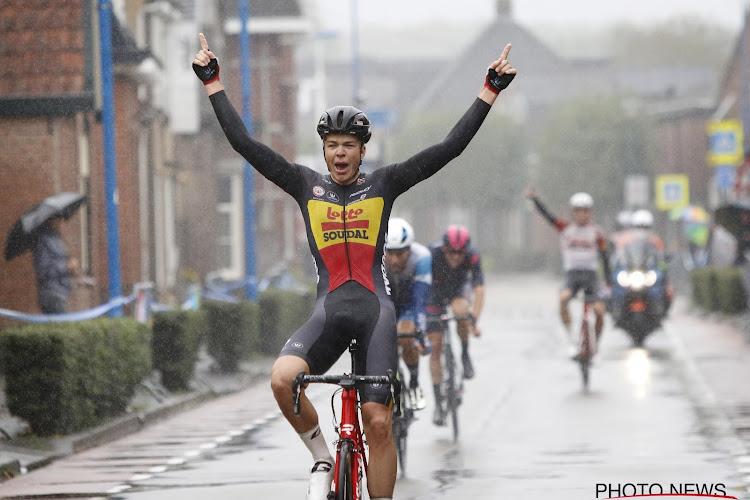 Lotto Soudal bereidt doorstroming van twee Belgische talenten voor